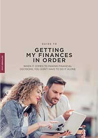 Guide to Getting Finances in Order Sept 2020