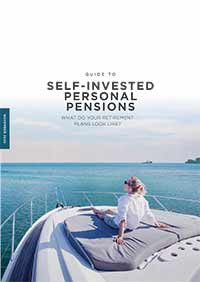 Guide to Self-Invested Personal Pensions Nov 2020
