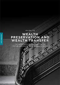 Guide to Wealth Preservation and Wealth Transfer Nov 2020