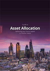 Guide to Asset Allocation September October 2018