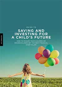 Guide to Saving and Investing for Child's Future Nov 2019