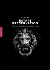 Guide to Estate Preservation January 2020