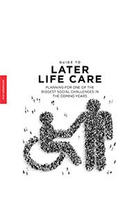 Guide to Later Life Care November 2018