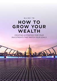 Guide to How to Grow your Wealth November 2018