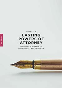 Guide to Lasting Powers of Attorney Jan Feb 2019