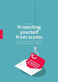 Guide to Protection From Scams July August 2018