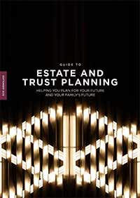 Guide to Guide to Estate and Trust Planning 2019